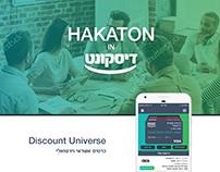 Hakaton in Bank Discount