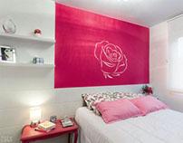 Dormitório moça solteira