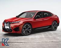 BMW iX Coupe