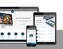 MacCorner webdesign