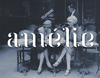 Amélie Typeface