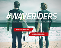 #WAVERIDERS by KIA