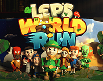 Lep´s World Run
