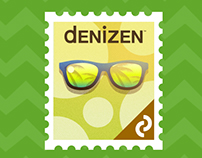 Denizen Summer is so Cool | Design & Illustration
