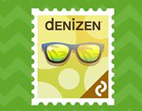 Denizen Summer is so Cool | Design & Illustration