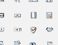 21 Business pictogram - Free Download
