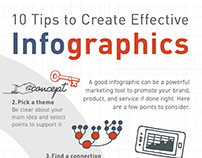 Tips to Create An Effective Infographic