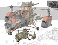 Transport sketches