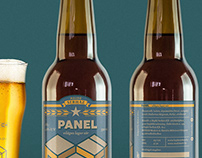 PANEL Beer label concept (2019)