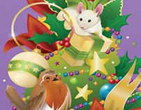 Serif Christmas Card 2015