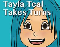 Tayla Takes Turns Rainbow Friends Series (Book 1)