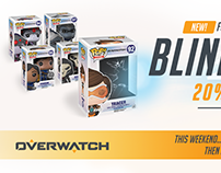 Overwatch Funko POP! Sale