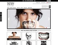 Tattify Web Design & Branding