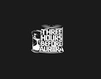 Three Hours Before Aurora (logotype)