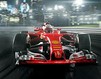 Kaspersky Ferrari