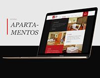 Curi Hotel - UI Redesign