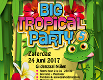 Big Tropical Party