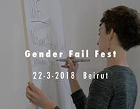 Gender Fail Fest 2018