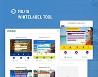 Whitelabel Dashboard —UI/UX, Web