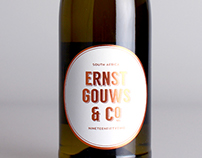 Ernst Gouws &Co Wine