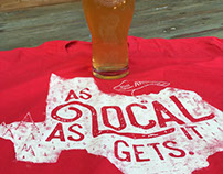 Grapevine Craft Brewery T-Shirt