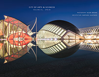 City of Arts & Sciences | Colors series