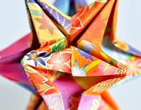 Origami - Ensaio Fotográfico