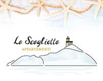 Lo Scoglietto - Logo Design