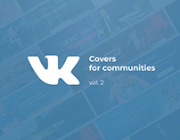 Covers for communities (vol. 2)