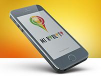 Mi Rialiti app logo and iconography