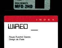 Wired // Projeto de moda II