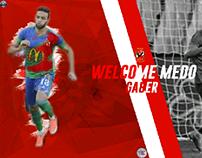 Welcome Medo Gaber