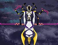 Kazaro, Shiva's Descendant