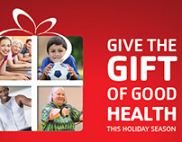 Gift of Health Campaign - YMCA