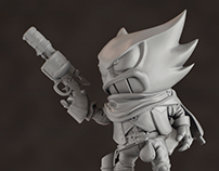 Angus Sculpt Collab