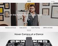 Hover Camera Site