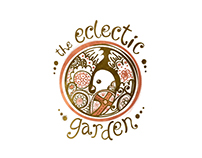 Eclectic Garden Branding