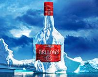 Vodka Bellows Wallpaper