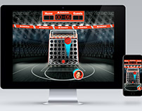 State Farm - HTML 5 Final Four Game Promotion