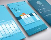 Health Fitness App Tracker