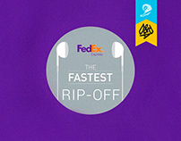 The Fastest Rip-Off - Fedex
