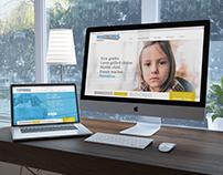 Homeless Organization Website Design
