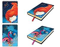 Notebook Concept Designs