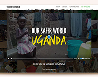 Our Safer World - Creative Direction
