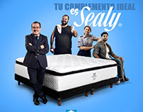 Sealy - Social Media
