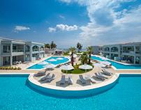 5* hotel design | Blue Lagoon Princess -Chalkidiki