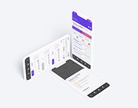 Редизайн приложения Почты России / Redesign concept