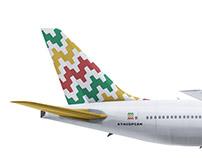 Ethiopian Air (Rebrand)