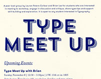 Type Meet Up