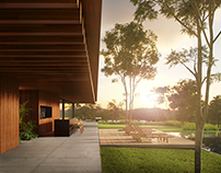 Visualization by reference studio Jacobsen Arquitetura